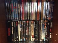 200 movie DVD collection