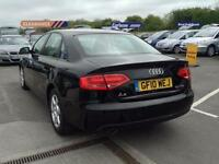 2010 AUDI A4 2.0 TDIe 136 4dr [Start Stop]