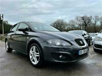 2010 SEAT Leon 1.4 TSI + LEFT HAND DRIVE 5dr LHD + FRENCH REGISTERED + PETROL
