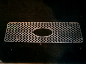Ford F150 grille stainless insert 2005