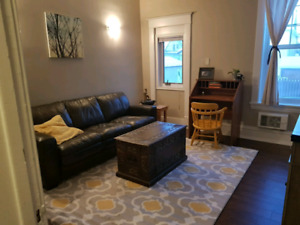 Private, comfortable apartment in Winnipeg