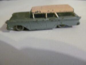 Vintage Matchbox toys