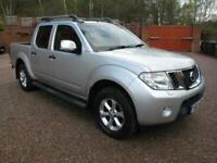 2013 Nissan Navara Double Cab Pick Up Tekna 2.5dCi 190 4WD ABSOLUTELY PRISTINE!