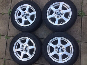 """Mags MSW - OZ Rally 14"""" 4x100     185/60/14"""