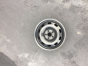 15in Winter Rims; 5 Bolt Hole