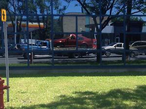 Achat d'autos et camions pour scrap/we buy cars&trucks for scrap