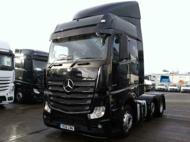 0dcee0ac68 Actros 2545 LS