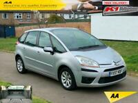 Citroen C4 Picasso 2.0i ( 143hp ) EGS VTR+, FREE DELIVERY UP TO 100 MILES