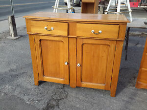 Antique  cupboard ONLY $135.00 SOLID  CONDITION
