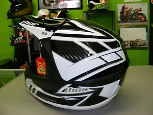 XXL - CARBON MX - THOR Force 2 - NEW at RE-GEAR Kingston Kingston Area image 3