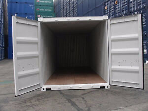 ONE-WAY and USED Shipping Containers - BUY DIRECT -  604.401.127