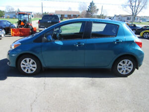 2014 TOYOYA YARIS LE LOADED AUTOMATIC TRADE WELCOME