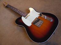 Fender Squier Classic Vibe Custom Telecaster