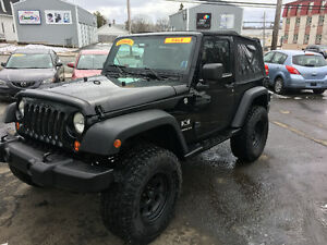 Amazing Car, 2007 Jeep Wrangler X Truck,,Finance is Available