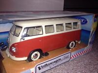 VW Bus remote controlled car