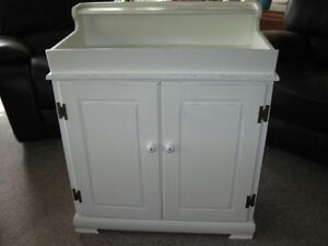 Reproduction Washstand/Dry Sink Cabinet