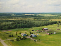 Fully Functioning Beef Farm for Sale - Emo, Ontario