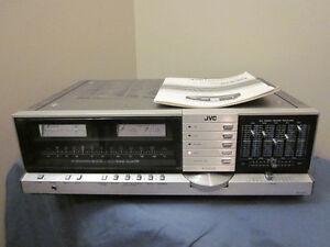 JVC DC Integrated Reciever JR-S301