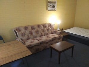 TOWN OF SCHREIBER - For Rent  Cozy 1 Bachelor Furnished