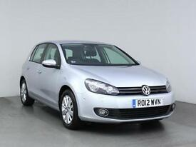 2012 VOLKSWAGEN GOLF 1.4 TSI Match