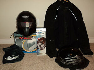 Motor Cycle Gear