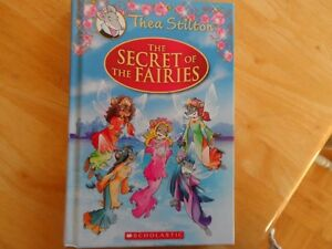 "BOOK - ""THE SECRET OF THE FAIRIES"""