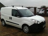 Vauxhall Combo 1.3CDTi 16v ( 90PS ) L1H1 5 Seats Van 2300 CrewVAN 2014