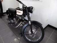 1956 PANTHER M 100 RECENT RESTORATION, WITH PHOTOS ORIGINAL V5, INVESTMENT BIKE