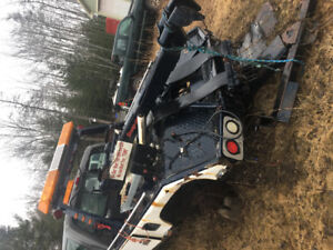WRECKER BODY TWIN LINE TWIN BOOM WITH WHEELLIFT 2850$