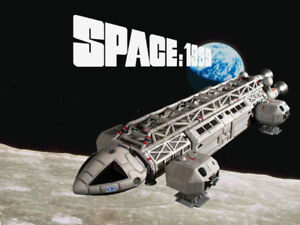 DIECAST EAGLE SPACE 1999