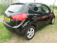 Kia Venga 1.4CRDi 2010MY 2 EcoDynamics low tax new mot