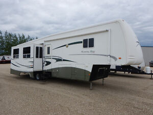 2005 Kountry Star 36 BSPK 5th Wheel Camper