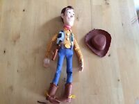 Talking Woody from Toy Story 3