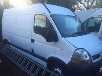 RENAULT MASTER 2.5DCI CAM BELT SNAPPED SPARES OR REPAIRS