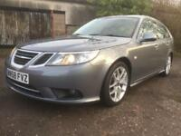 Saab 9-3 1.9TiD 150ps SportWagon Vector Sport Estate A Lovely Low Mileage Car.