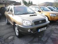 2001 Hyundai Santa Fe 2.0TD * EXCELLENT EXAMPLE * 4X4