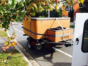Best Hot Tub movers in the city Kitchener / Waterloo Kitchener Area image 6