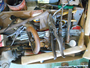 100's of hand tools