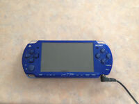 Used PSP Playstation Portable + 8 games OBO