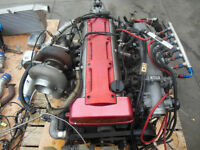 JDM TOYOTA SUPRA 2JZGTE 6 SPEED GETRAG ENGINE 2JZGTTE GREEDY T88