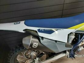 Husqvarna FC350 Motocross 2021 Model