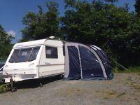 2000 Sterling vitesse 520 4 berth with bunk beds ELDDIS swift caravan camper motohome