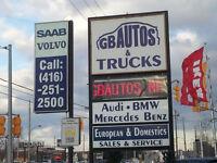 Seeking Full-Time Automotive Mechanic