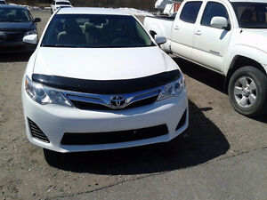 2012 Toyota Camry blanche