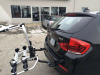 2-bike carrier for BMW X1 2009-14. Very good condition.