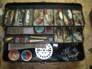 vintage fishing tackle show and sale, new, used & vintage tackle