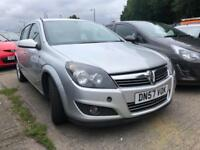 Vauxhall Astra 1.6 i 16v SXi 5dr