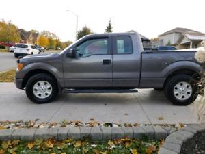 2012 Ford F150 STX- Flex Fuel-Under Ford warranty
