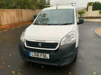 Peugeot Partner van 2016 1.6HDi 92 850 Professional L1 APPLE CAR PLAY NO VAT
