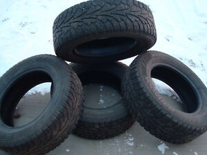 205/65R15 set of 4 winter tires